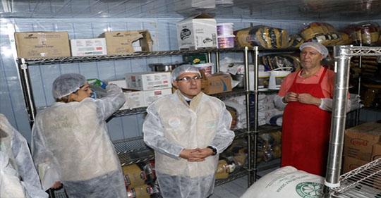 Ağrı'da 17 Şubat'ta Başlayan Gıda Denetim Seferberliği Tamamlandı