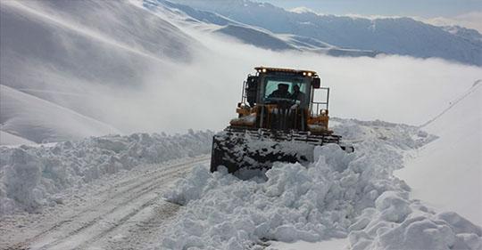 Doğu'da kar yağışının etkili olacağı 6 il