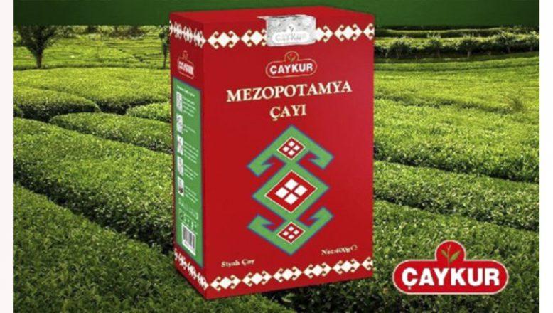 ÇAYKUR kaçak çaya karşı Mezopotamya Çayı'nı satışa sürdü