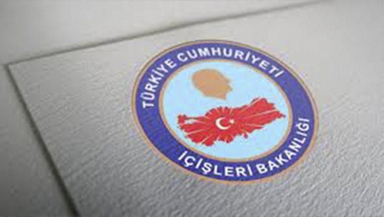 İçişleri Bakanlığı 81 il valiliğine yeni ek genelge gönderdi