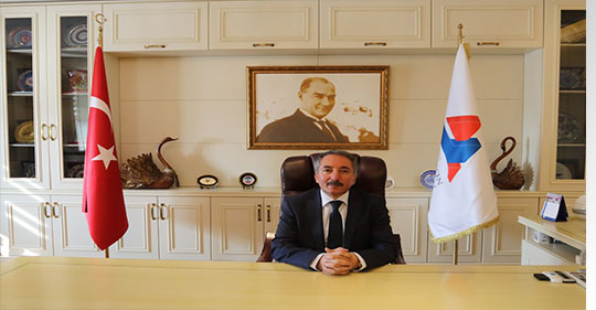 AİÇÜ Rektörü Prof. Dr. Abdulhalik KARABULUT'un 14 Mart Tıp Bayramı Kutlama Mesajı