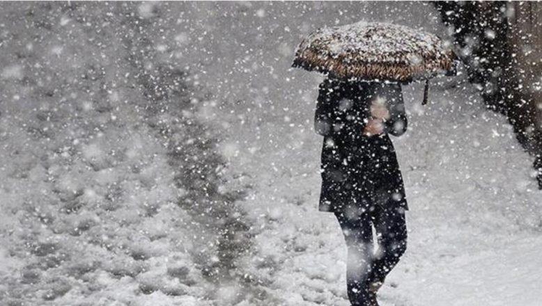 Ağrı ve Iğdır'da Karla Karışık Yağmur Bekleniyor