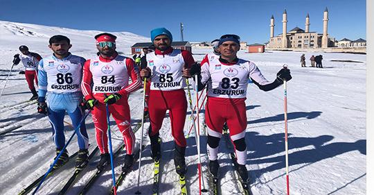 AİÇÜ Öğrencileri Türkiye Şampiyonası'dan Başarıyla Döndü