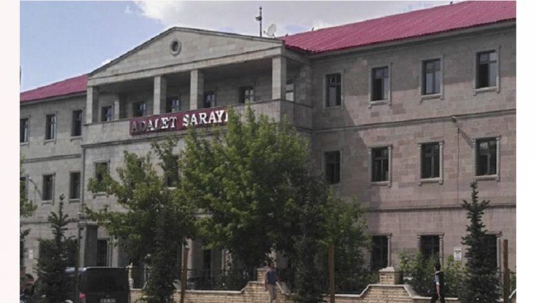 Ağrı'da Kovid-19 tedbirleri kapsamında duruşmalar 2 hafta ertelendi
