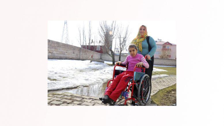 Küçük Hilal'in 12 yıllık hasreti sona erdi