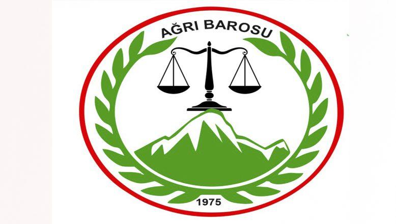 Korona Salgını Nedeniyle, Ağrı Barosunun da İçerisinde Bulunduğu 32 Baro'nun Ortak Basın Açıklaması