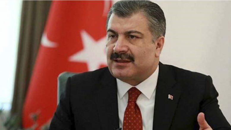 Bakan Koca: Türkiye'de koronavirüsten ölenlerin sayısı 21'e yükseldi