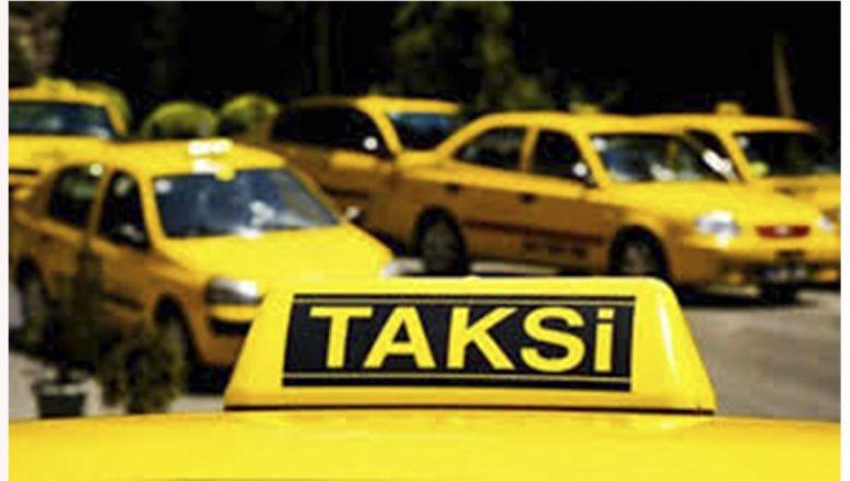 Ağrı'da koronavirüsle ilgili ek tedbirler kapsamında, taksiler plakaya göre trafiğe çıkacak