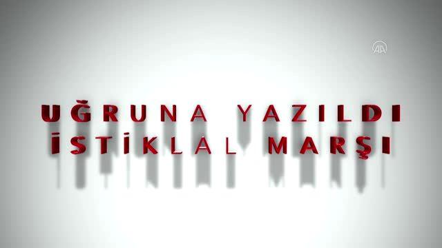 """Ağrı'da,""""Uğruna Yazıldı İstiklal Marşı"""" video klibi beğeni topladı"""