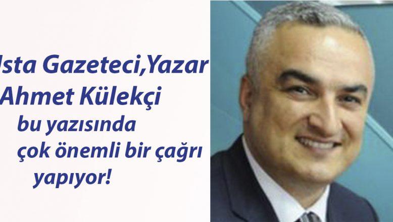 Usta Gazeteci Ahmet Külekçi'nin Kaleminden: Pars öldü ya diğerleri!