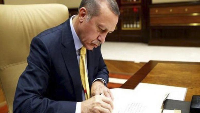 Cumhurbaşkanı Erdoğan'ın onayladığı 14 kanun Resmi Gazete'de