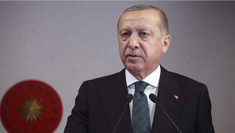 Cumhurbaşkanı Erdoğan:Askerlik terhisleri başlıyor