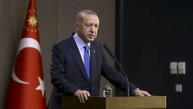 Cumhurbaşkanı Erdoğan: 31 Büyük şehre araç  giriş çıkışları yasaklandı