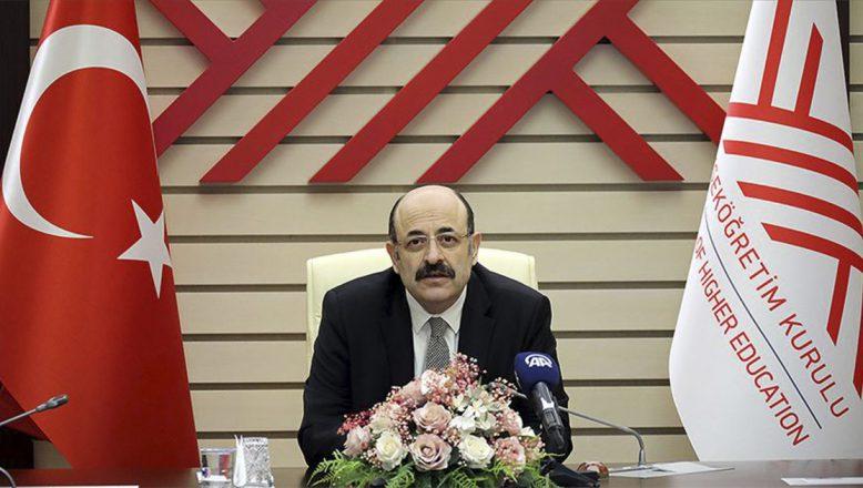 YÖK Başkanı Saraç: Yükseköğretim düzenlemesi sistemin daha sağlam bir zemine oturduğunun göstergesi