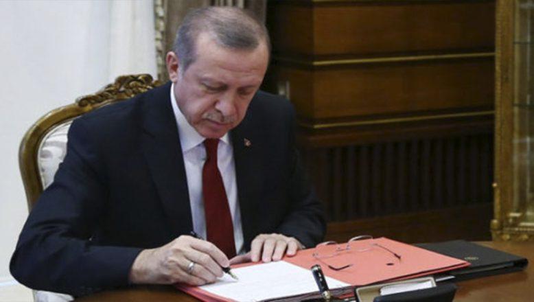Cumhurbaşkanı Erdoğan imzaladı;taban ve tavan ücretleri belli oldu