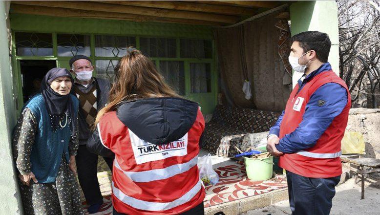 Ağrı Vefa Sosyal Destek Grubu, 82 bin 498 ihtiyaç sahibine ulaştı