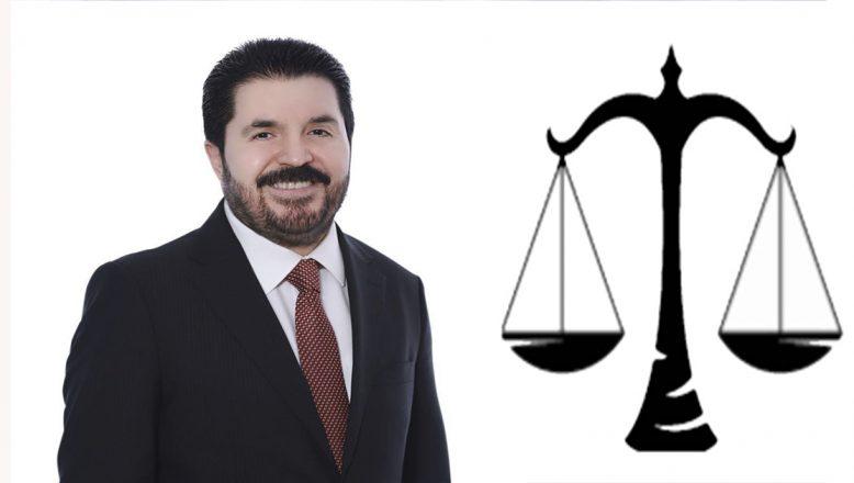 """Ağrı Belediye Başkanı Sayan """"5 Nisan Avukatlar Günü"""" nedeniyle bir kutlama mesajı yayımladı"""