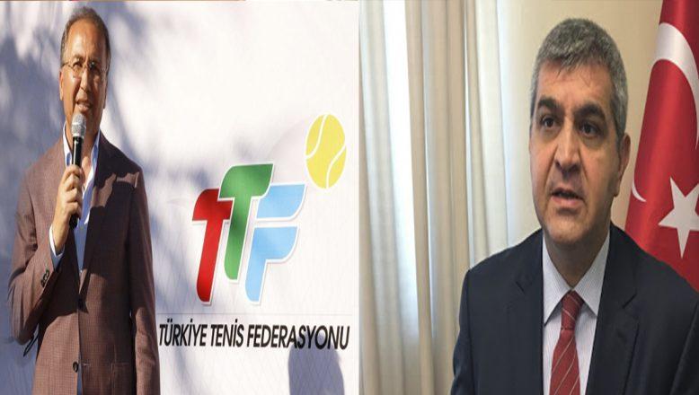 TTF Başkanı Durmuş,Dışişleri Bakan Yardımcısı F. Kaymakçı ile Telekonferans Gerçekleştirdi