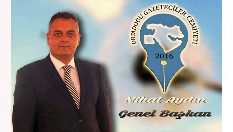 OGC Genel Başkanı N.Aydın'dan Berat Kandili Kutlama Mesajı
