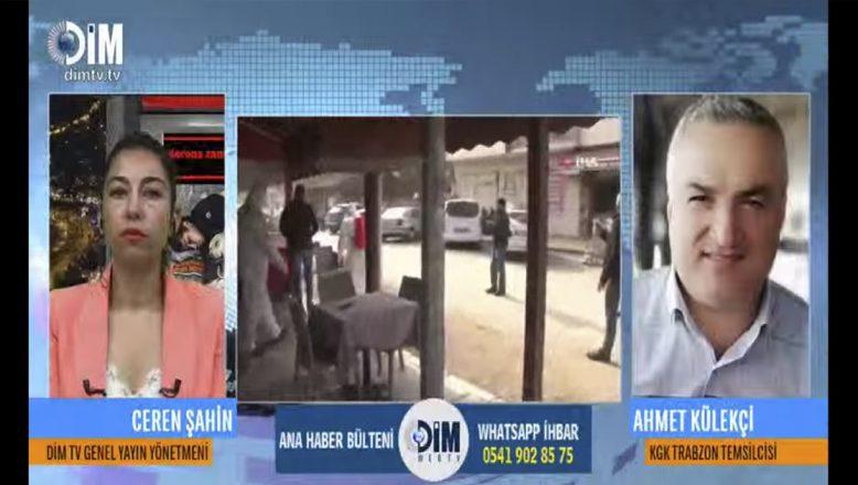 KGK Trabzon Temsilcisi Külekçi'den uyarı
