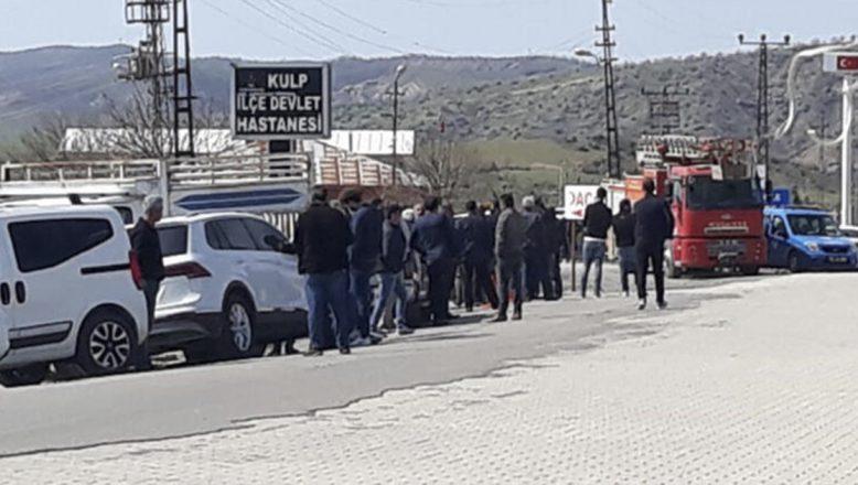 Diyarbakır'da odun toplamaya giden köylülere yine PKK  tuzağı