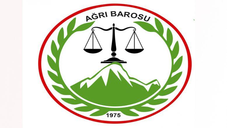 Ağrı Barosu'ndan Diyarbakır'da Sivillere Yapılan Hain Terör Saldırısına Kınama