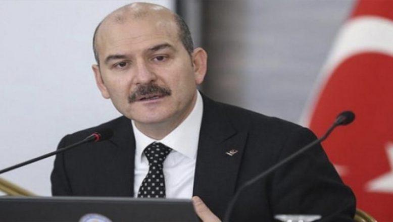 İçişleri Bakanı Süleyman Soylu Görevinden İstifa Etti