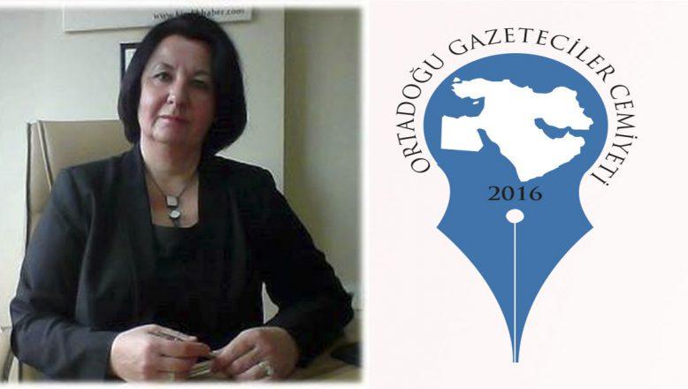 OGC'nin Değerli Üstadı Gülşen Dilek Baykal'ı Özlemle Anıyoruz