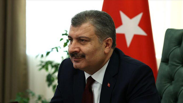Bakan Koca:Türkiye'de son 24 saat koronavirüs tablosunu açıkladı