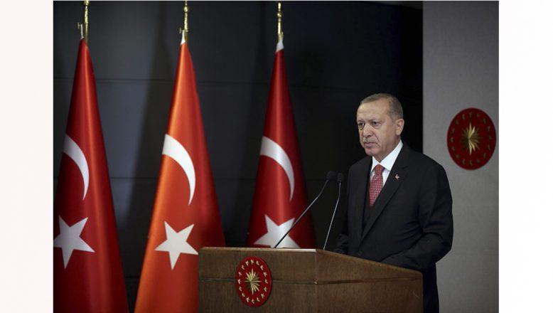 Cumhurbaşkanı Erdoğan: Normal hayata dönüşü kademe kademe başlatacağız,işte detaylar!