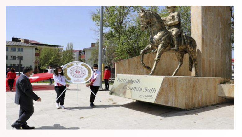 Ağrı'da 15-21 Mayıs Gençlik Haftası Başladı