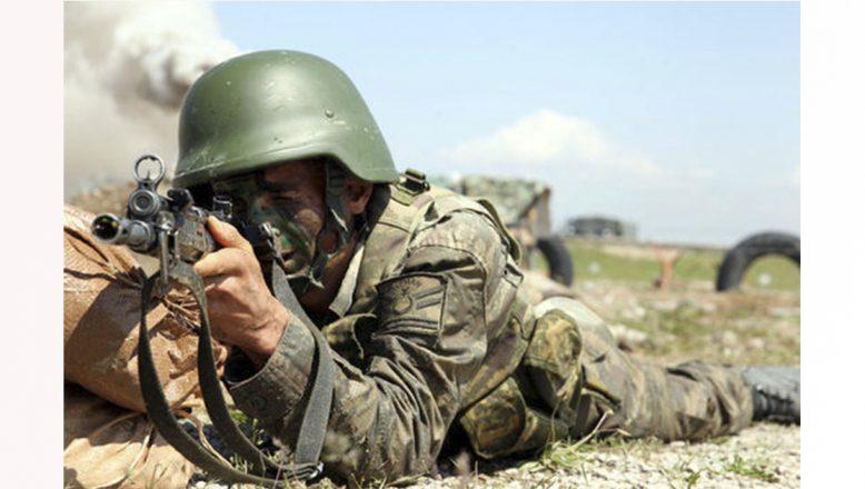 Ağrı Dağı'nda Operasyonda PKK'lı Teröristlere Ait Silah ve Mühimmat Ele Geçirildi