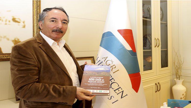 Ağrı İbrahim Çeçen Üniversitesinden Bilim Dünyasına Dev Katkı