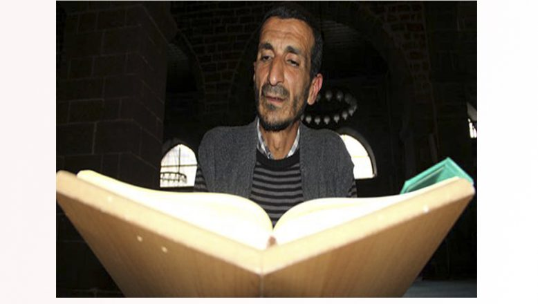 """Diyarbakırlı """"Ramazan Hoca"""" akıl hastanesine kapatıldı"""