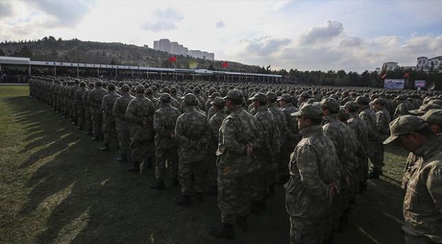 66 bin asker bugün terhis oluyor!