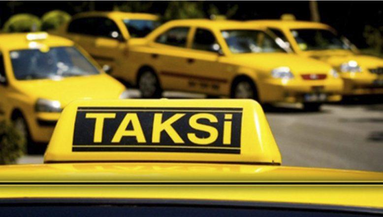 Sağlık Bakanlığı ticari taksiler ve taksi durakları için hijyen tedbirlerini belirledi