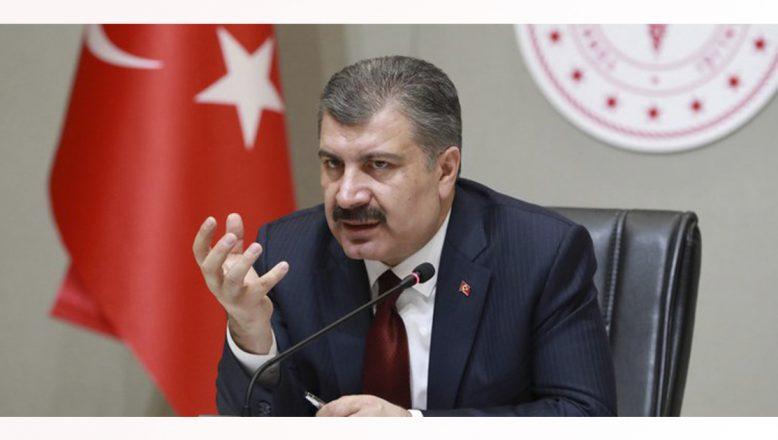 Sağlık Bakanı Koca'dan Uyarı:Tehlike Devam Ediyor!