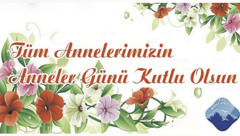 """Vali Süleyman Elban'nın """"Anneler Günü"""" Kutlama Mesajı"""