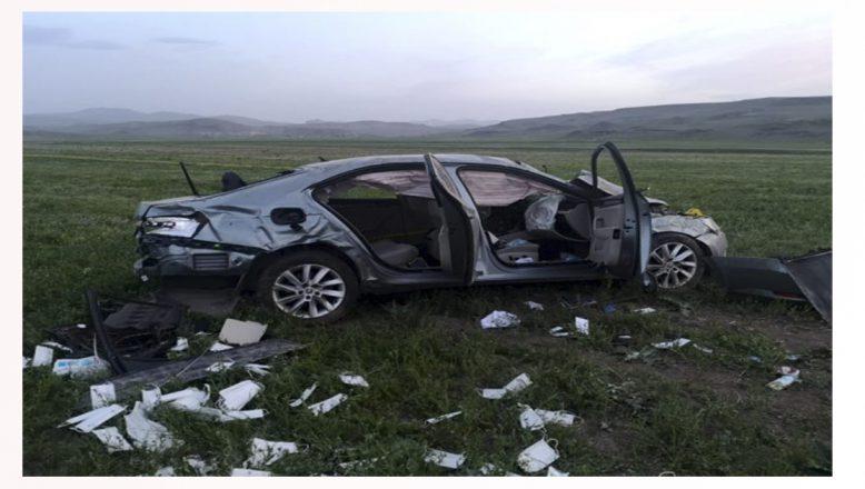 Ağrı-AK Parti meclis üyesi Musa Şahin trafik kazasında hayatını kaybetti