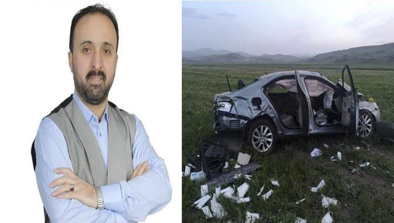 Ağrı'da Trafik Kazasında Hayatını Kaybeden Ak Parti Meclis Üyesi Şahin Toprağa Verildi