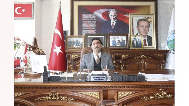 Taşlıçay Belediye Başkanı Taşdemir'in  1 Mayıs Emek ve Dayanışma Günü Mesajı