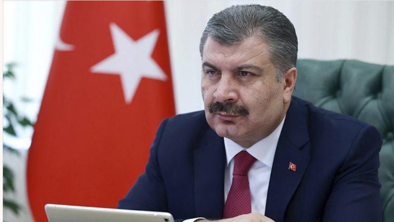 Bakan Koca'nın açıklaması,Türkiye'de koronavirüsten son 24 saatte kaç kişi öldü