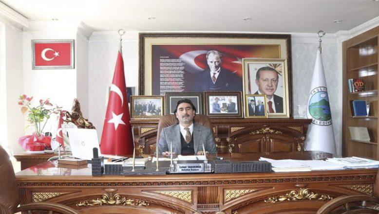 """Taşlıçay Belediye Başkanı Taşdemir'in """"Anneler Günü"""" Mesajı"""