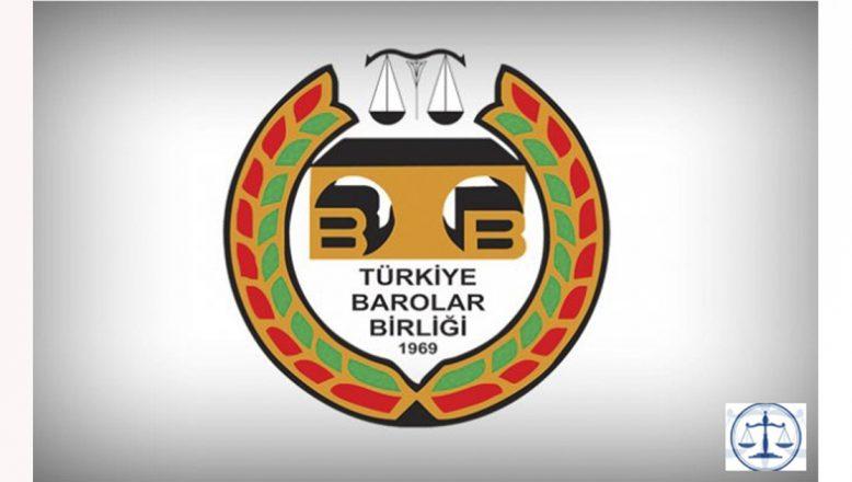 TBB ve 80 barodan ortak açıklama:Bu girişim geri çekilmeli