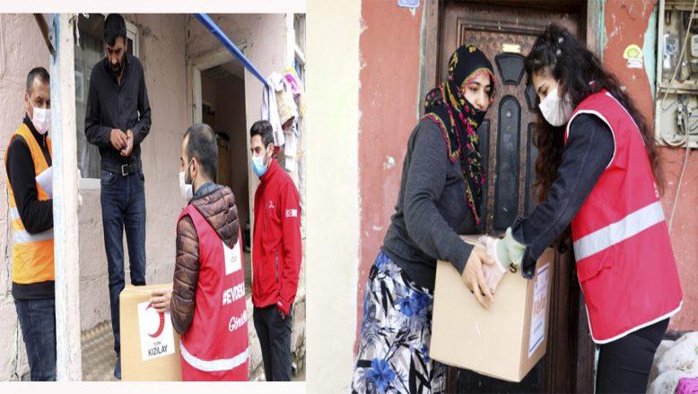 Ağrı'da Vefa Sosyal Destek Grubu'ndan 11 bin aileye yardım eli uzandı