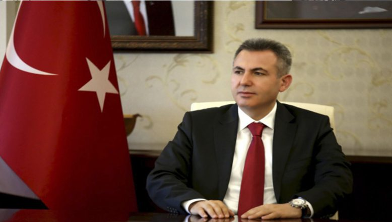 Ağrı Valisi Süleyman  Elban'ın Ramazan Bayramı Kutlama Mesajı