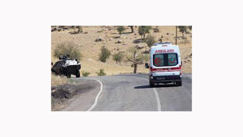 Şırnak'ta Seyir Halindeki Sivil Araçta Meydana Gelen Patlamada 4 Kişi Hayatını Kaybetti