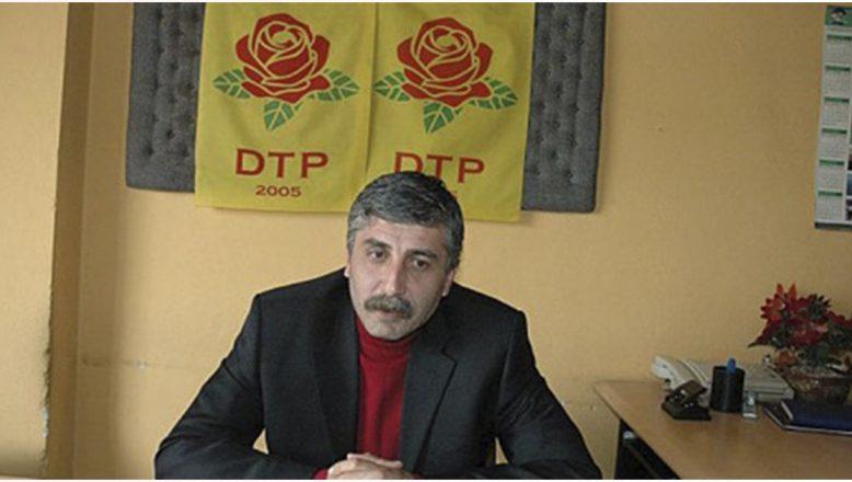 YSK Kararı:HDP Ağrı İl Başkanı Öztürk siyasi yasaklı ilan edildi