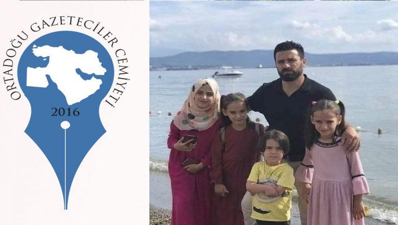 Ogc'denSel Felaketinde Hayatını Kaybeden Bilen Ailesi İçin Başsağlığı Mesajı