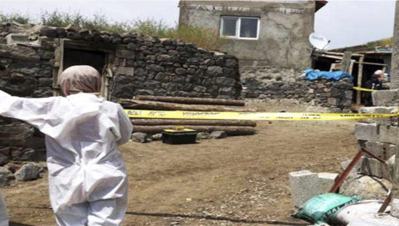 Ağrı'da bir anne çocuğunu kurtarmak isterken yanarak hayatını kaybetti